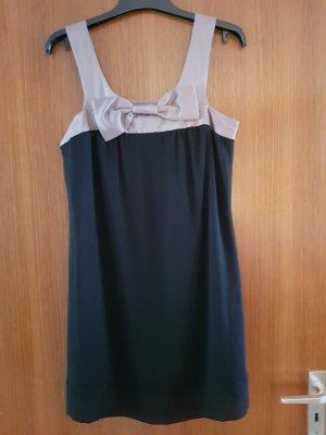 Verkaufe kaum getragenes Kleid Gr. M von VERO MODA in schwarz