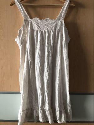 H&M House-Frock natural white