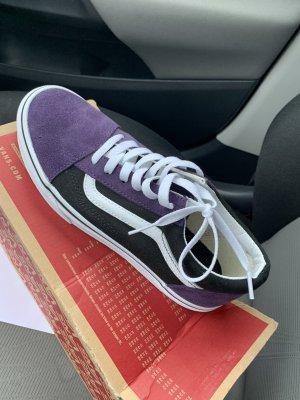 Vans Skaterschoenen zwart-lila
