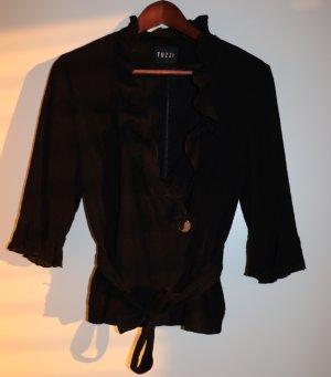 Verkaufe NEUwertige Wickel-Bluse von TUZZI