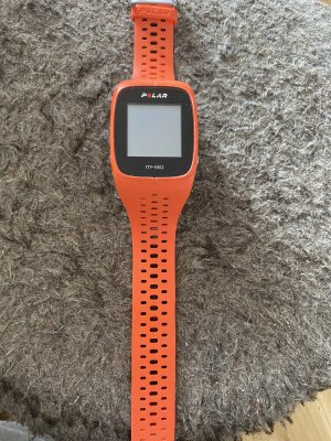 Polar Reloj digital naranja