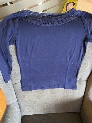 Verkaufe Ralph Lauren Langarmshirt in blau