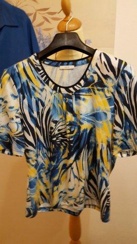 Lucia Gilet tricoté bleuet