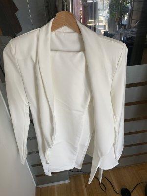 Seamlessfashion Traje de pantalón blanco