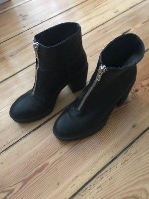 Verkaufe stylische Booties in Größe 41