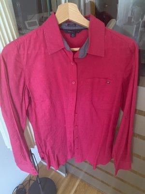 Verkaufe Tommy Hilfiger Bluse in pink