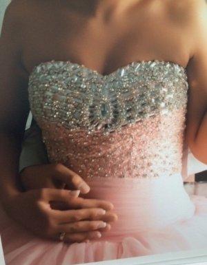 Verlobungskleid, Hennaabendkleid, Brautkleid, Standesamtkleid, kinalik