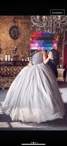 0039 Italy Suknia balowa Wielokolorowy
