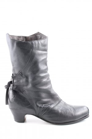 Vero Cuoio Absatz Stiefel schwarz Casual-Look
