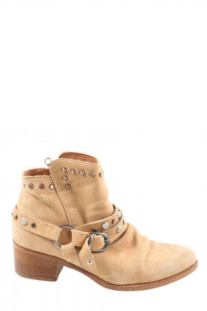 Vero Cuoio Booties wollweiß Casual-Look