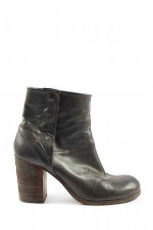 Vero Cuoio Booties braun Casual-Look