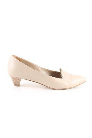 Vero Cuoio High Heels creme Casual-Look