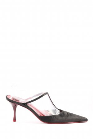 Vero Cuoio High Heels schwarz Casual-Look