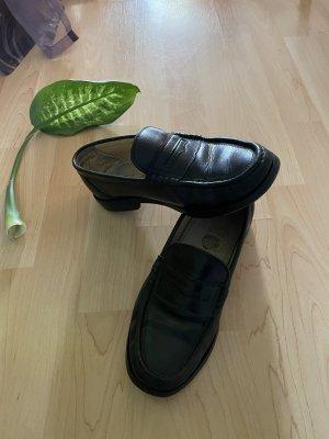 Vero Cuoio Pantoffels zwart