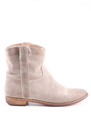 Vero Cuoio Korte laarzen lichtgrijs casual uitstraling