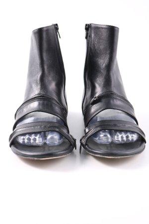 Vero Cuoio Sandalo romano nero stile casual
