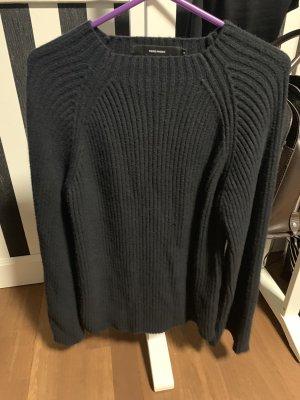 Vero Moda Długi sweter czarny