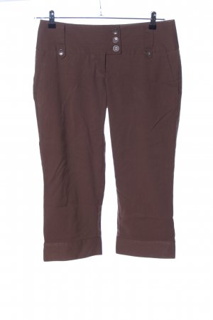 Vero Moda 3/4-Hose braun Casual-Look