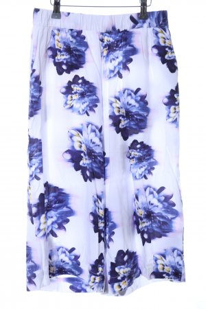 Vero Moda 3/4-Hose Blumenmuster Casual-Look