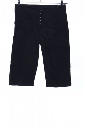Vero Moda 3/4-Hose schwarz Casual-Look