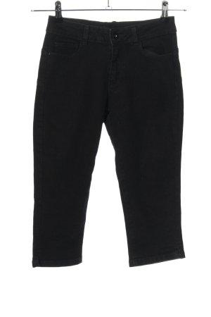 Vero Moda 3/4 Jeans schwarz Casual-Look