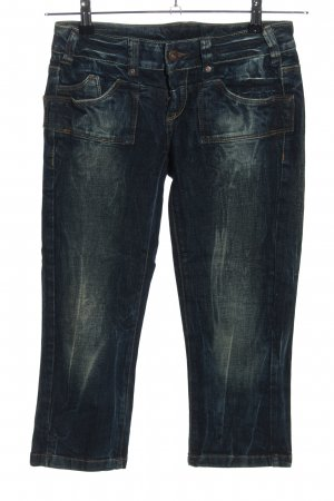Vero Moda 3/4 Jeans blau Casual-Look