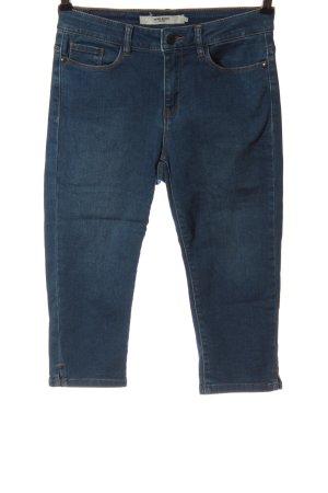 Vero Moda Jeansy 3/4 niebieski W stylu casual