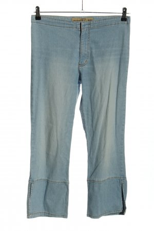 Vero Moda Jeans 7/8 bleu style décontracté