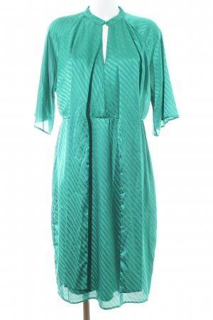Vero Moda A-Linien Kleid grün Business-Look