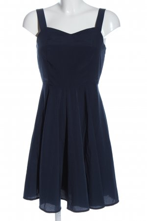 Vero Moda A-Linien Kleid blau Elegant