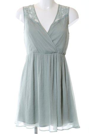 Vero Moda A-Linien Kleid khaki Casual-Look
