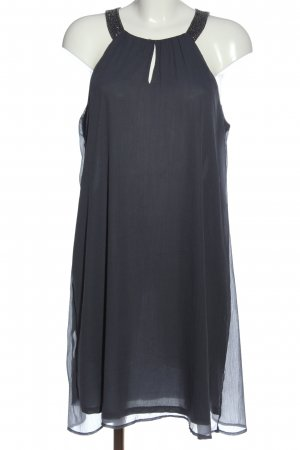 Vero Moda A-Linien Kleid blau Casual-Look