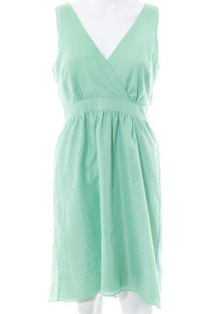 Vero Moda A-Linien Kleid mint Casual-Look
