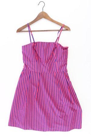 Vero Moda Abendkleid Größe 36 Träger pink aus Polyester