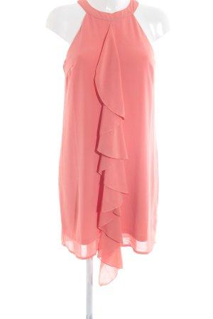 Vero Moda Abendkleid lachs Elegant