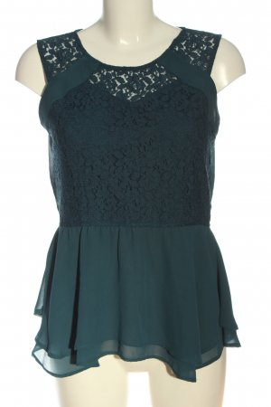 Vero Moda ärmellose Bluse grün Elegant