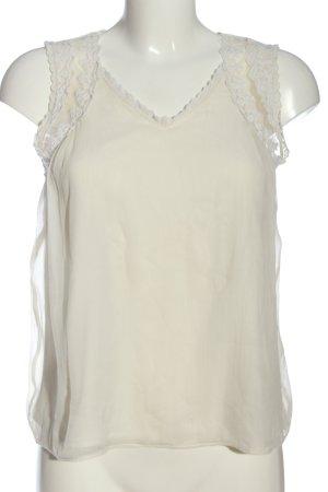Vero Moda Mouwloze blouse room casual uitstraling