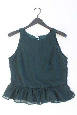 Vero Moda Ärmellose Bluse Größe L grün aus Polyester
