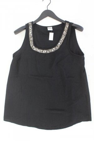 Vero Moda Ärmellose Bluse Größe L mit Nieten schwarz aus Polyester