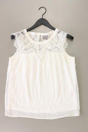 Vero Moda Ärmellose Bluse Größe L weiß aus Polyester
