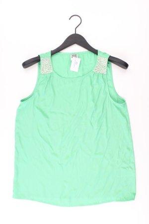 Vero Moda Ärmellose Bluse Größe M grün aus Polyester