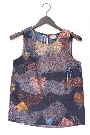 Vero Moda Ärmellose Bluse Größe S blau aus Polyester