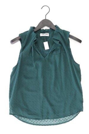 Vero Moda Ärmellose Bluse Größe S grün aus Polyester