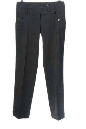 Vero Moda Suit Trouser light grey allover print business style