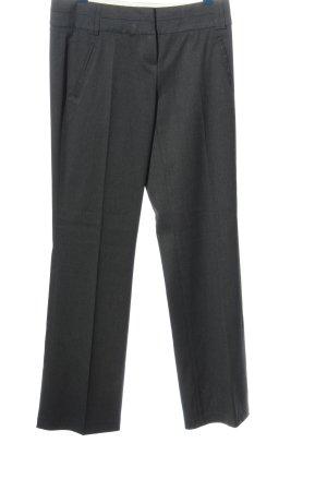 Vero Moda Anzughose schwarz Business-Look