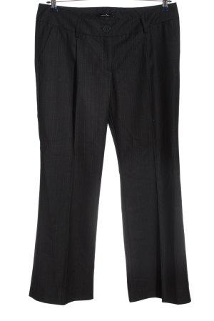 Vero Moda Suit Trouser black-light grey allover print casual look