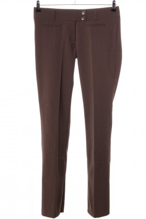 Vero Moda Pantalón de vestir marrón estilo «business»