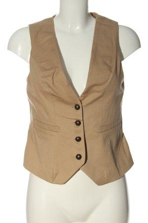 Vero Moda Waistcoat cream-brown casual look