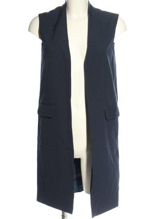 Vero Moda Waistcoat blue casual look