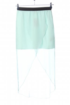 Vero Moda Gonna asimmetrica turchese elegante